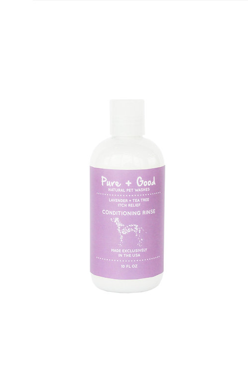 Pure + Good Purifying Dog Conditioner (Lavender + Tea Tree)
