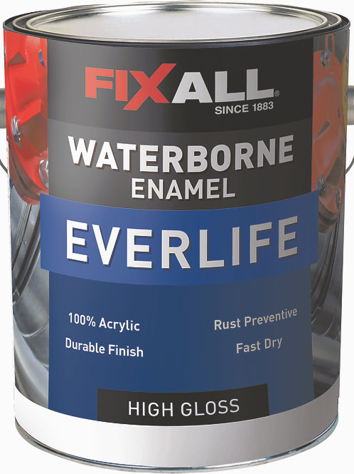 Everlife High Gloss Interior/Exterior Waterbased Enamel