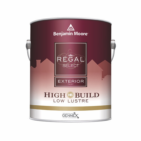Benjamin Moore Regal Select Exterior Low Luster