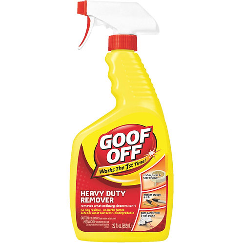 Goof Off Heavy Duty Remover 22 oz