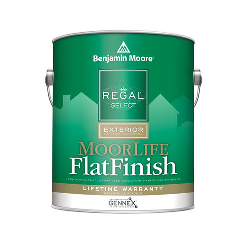 Benjamin Moore Regal Select Exterior Flat