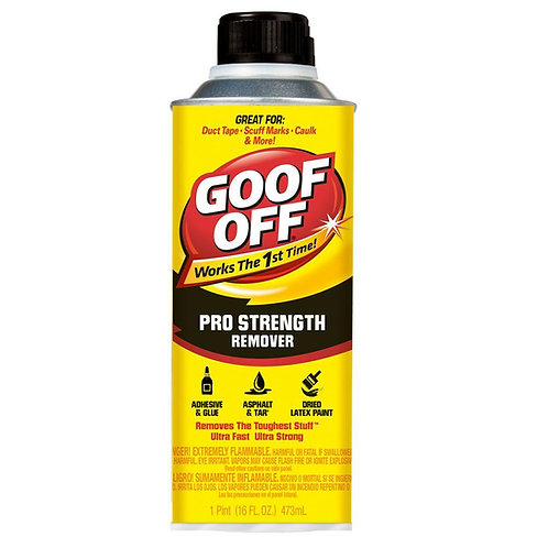 Goof Off  Professional Strength Multi-Surface Remover 16oz