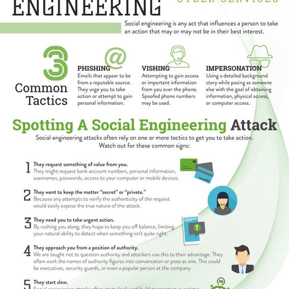 Social Engineering Flyer