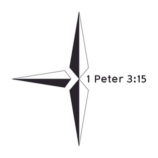 Brandmark shown with their theme verse.