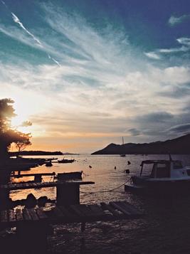 Sunset Docks