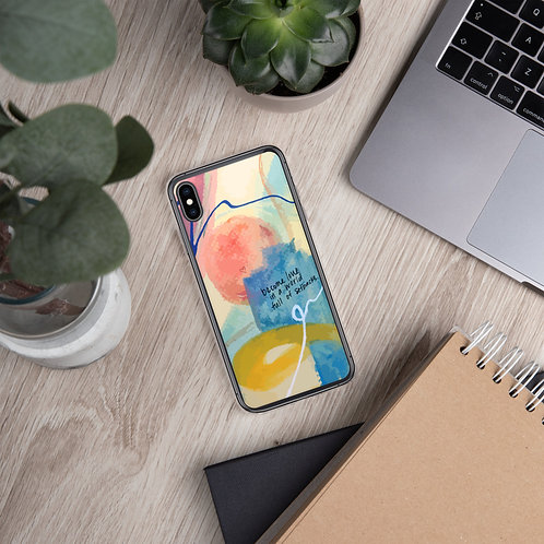 Become Love iPhone Case