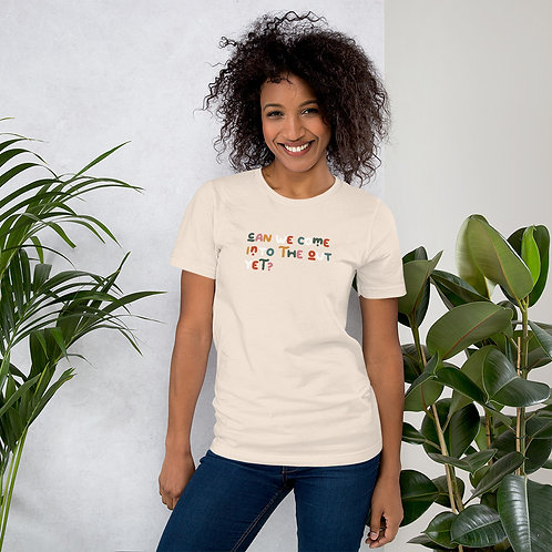 Into the Out T-shirt