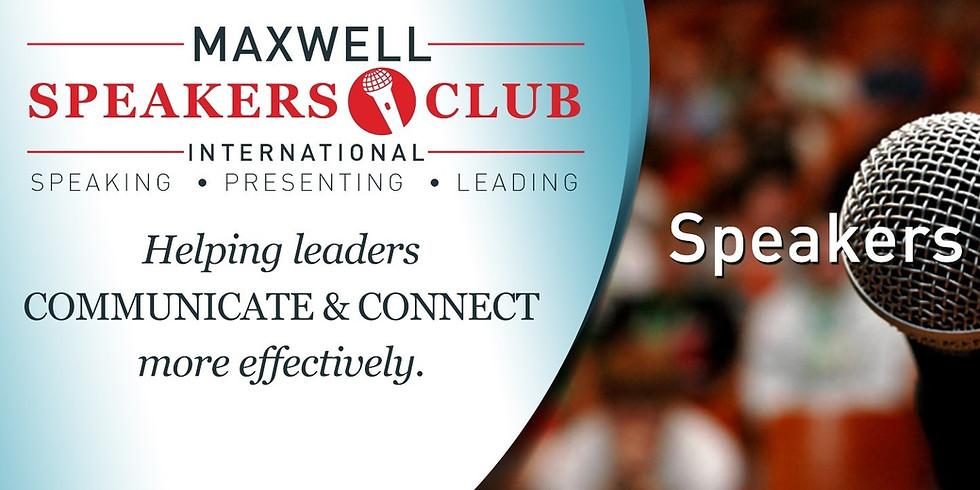 Summer Speakers Club
