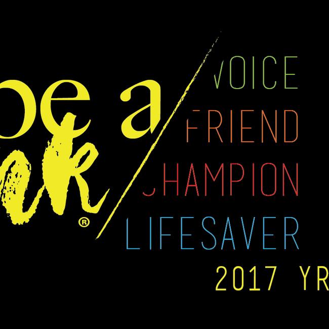 Yellow Ribbon Week 2017 design