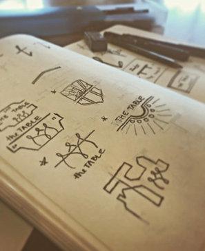 Hand Drawn Inspiration
