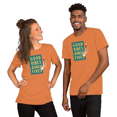 Good Vibes & High Fives T-Shirt