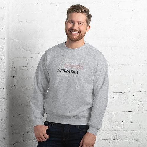 NE repeat Crew Neck Sweatshirt