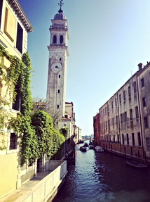 Crooked Canals