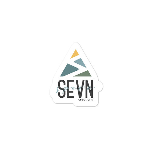 Sevn Spero Creations Sticker
