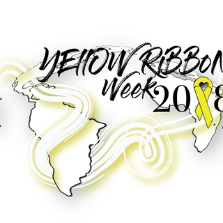 Yellow Ribbon Week 2018 - Design for Midwest