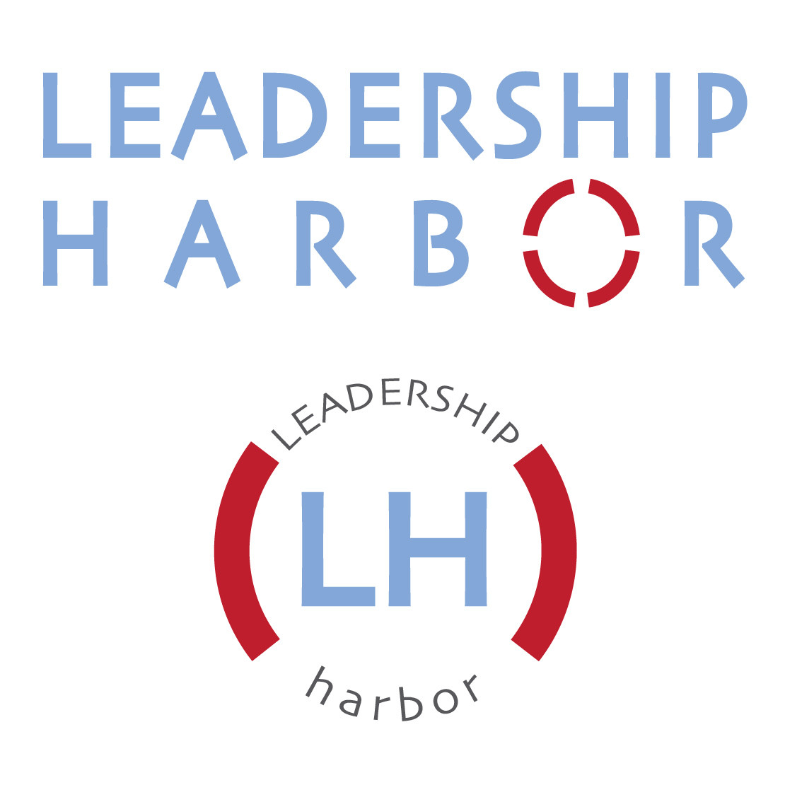 "I worked with the company at their start to create a logo. Part of the companies mission includes the Harbor, ""We help you train in a safe environment - the harbor - on your way to becoming all you were meant to be."" With this information we decided a life preserver was a fitting symbol."