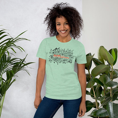 Music Teachers can do virtually Anything T-Shirt