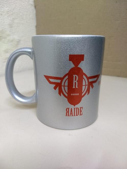 RAIDE Rock Mug - Silver