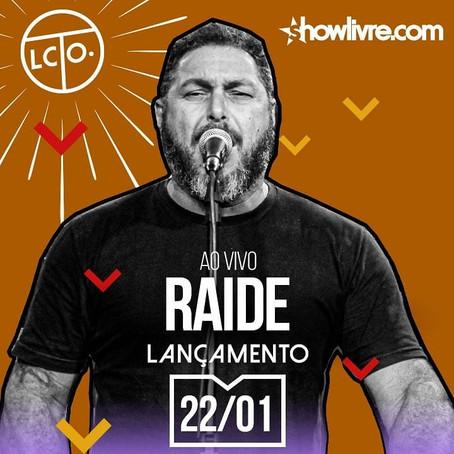 SHOWLIVRE.COM - Lançamento da RAIDE ROCK