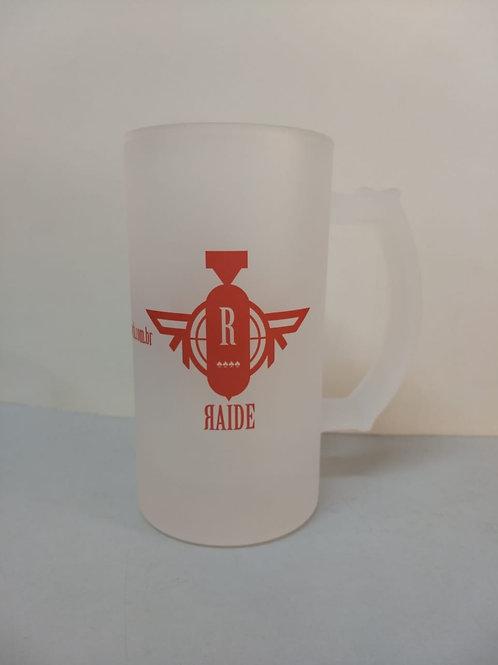 RAIDE Mug sandblasted