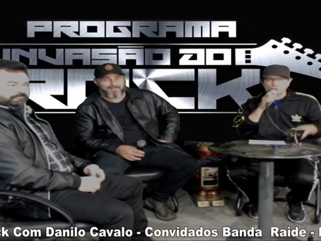 Entrevista da RAIDE na Rádio Black Sampa