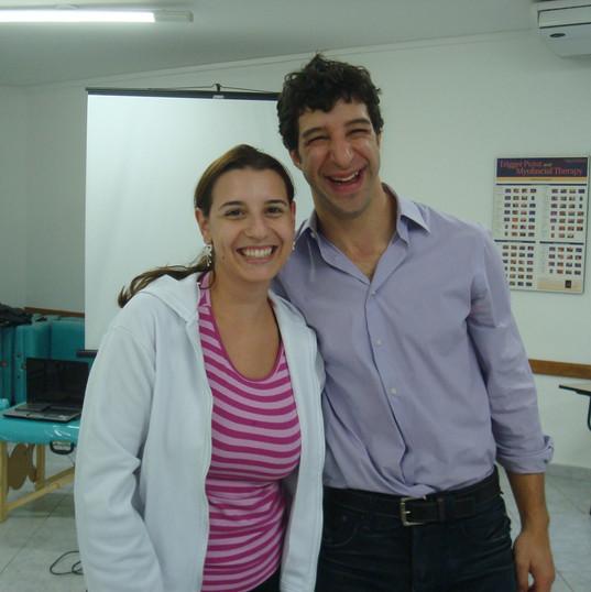Certificação Master Internacional em Terapia Manual com Luke Bongiorno