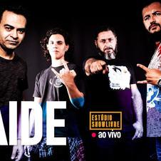 RAIDE no Release Showlivre