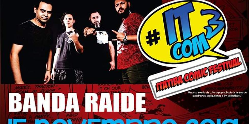 RAIDE no ITCOM3