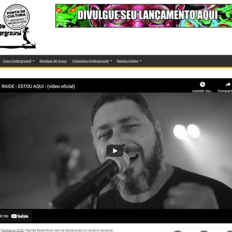 Banda Raide Rock vem se destacando no cenário nacional