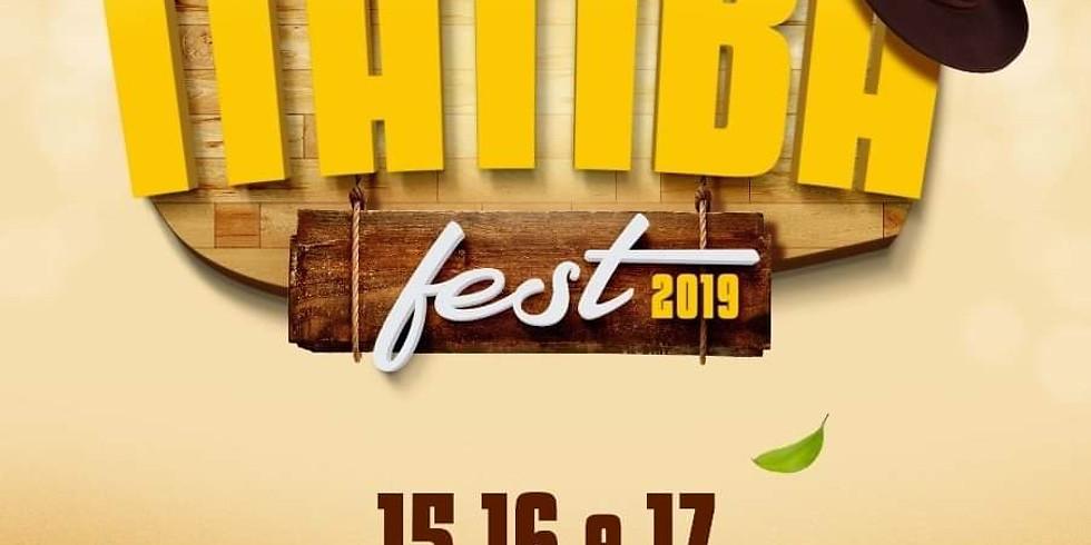 Raide no ITATIBA FEST 2019