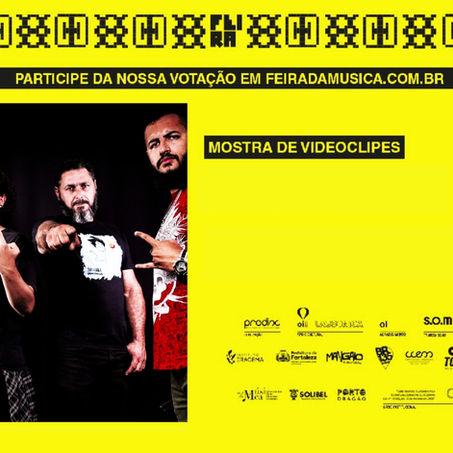 VOTE NA RAIDE - Feira da Música 05 a 08/NOV/2020
