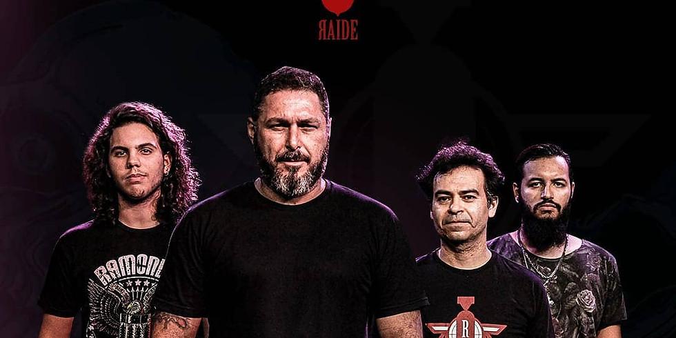 RAIDE no Radio Pub