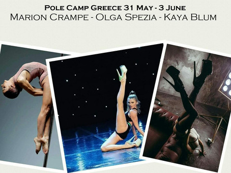 Pole Camp Greece 2018!