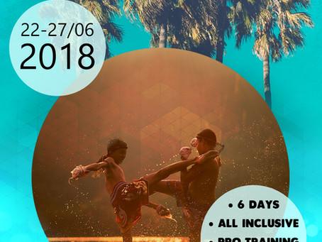Muay Thai Summer Camp 2018