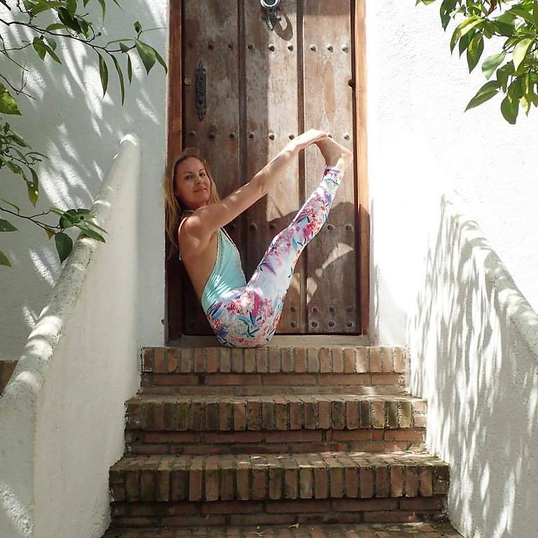 Mini intensive yoga immersion,16th-21st April, with Jennifer Kesik and Karen Marsh