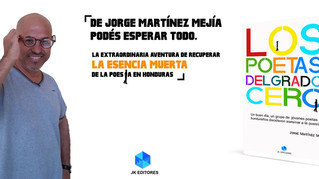 De los Poetas del °0 hasta el suicidio cultural permanenteEntrevista a Jorge Martínez Mejía.
