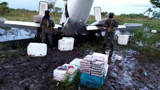"""""""Tierra de Narcos"""": una periodización del narcotráfico en Honduras"""