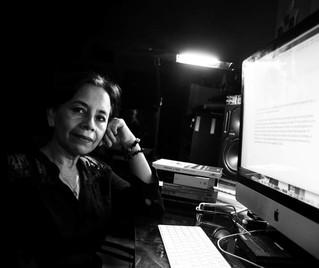 """""""Siempre soy yo"""", entrevista a la escritora Maria Eugenia Ramos, Honduras"""
