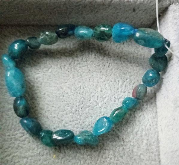 Bracelet mini pierres roulées