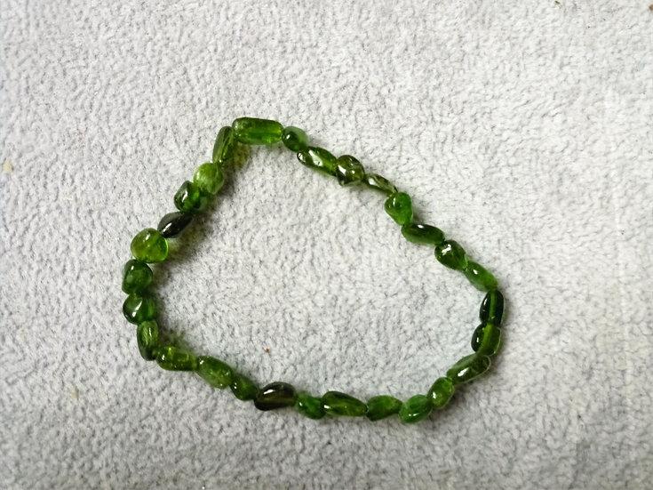 Bracelet diopside