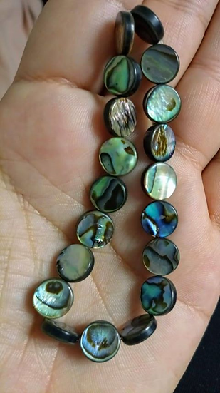 Bracelet nacre / abalone