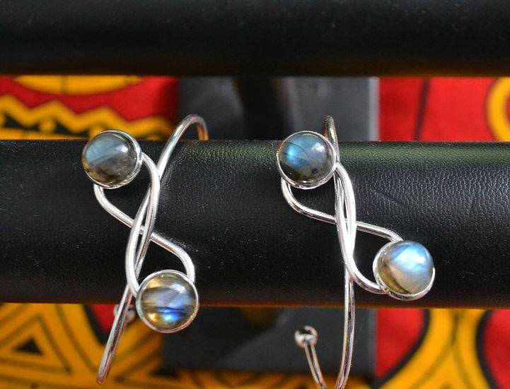 Bracelet pierre 12mm