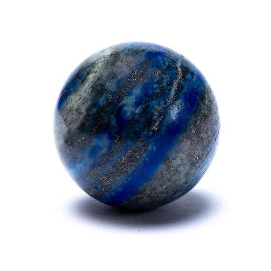 Sphère Feng Shui Lapis Lazuli