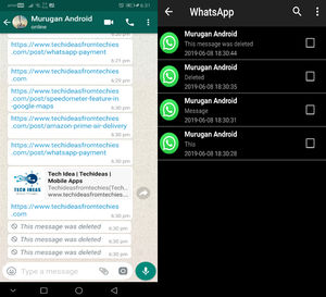Read whatsapp deleted message in android   Tech idea