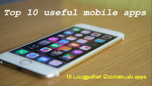 Top 10 useful mobile apps