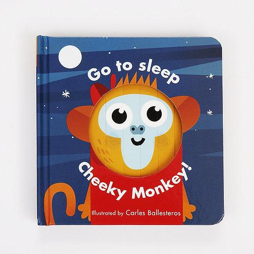 Go to Sleep, Cheeky Monkey!
