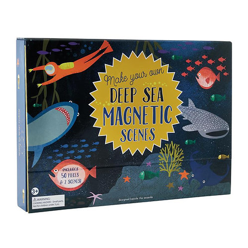 Magnetic Play Scene - Deep Sea