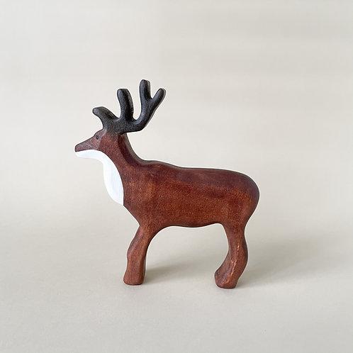 Wooden Deer