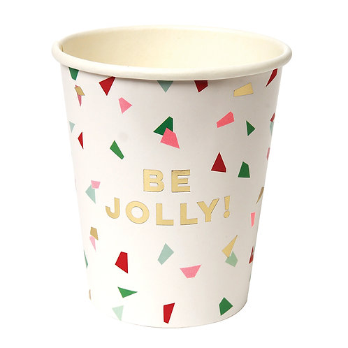 Be Jolly Cups