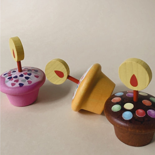 erzi birthday muffins wooden toy singapore